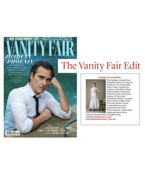 Danielle Fichera in Vanity Fair