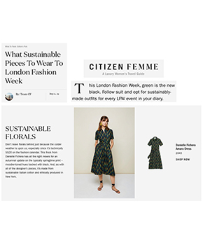Danielle Fichera Featured in Citizen Femme