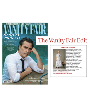 Danielle Fichera in Vanity Fair